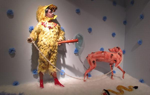 Art Exhibitions :: Enrique Chagoya: Borderlandia by Tom Underhill