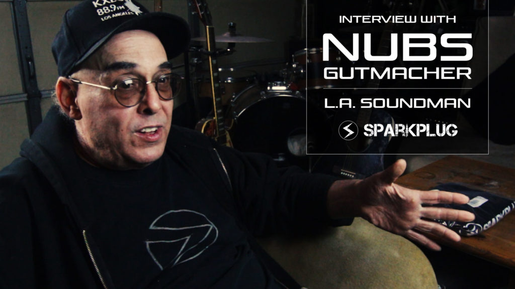 Nubs Gutmacher Interview with Sparkplug Magazine