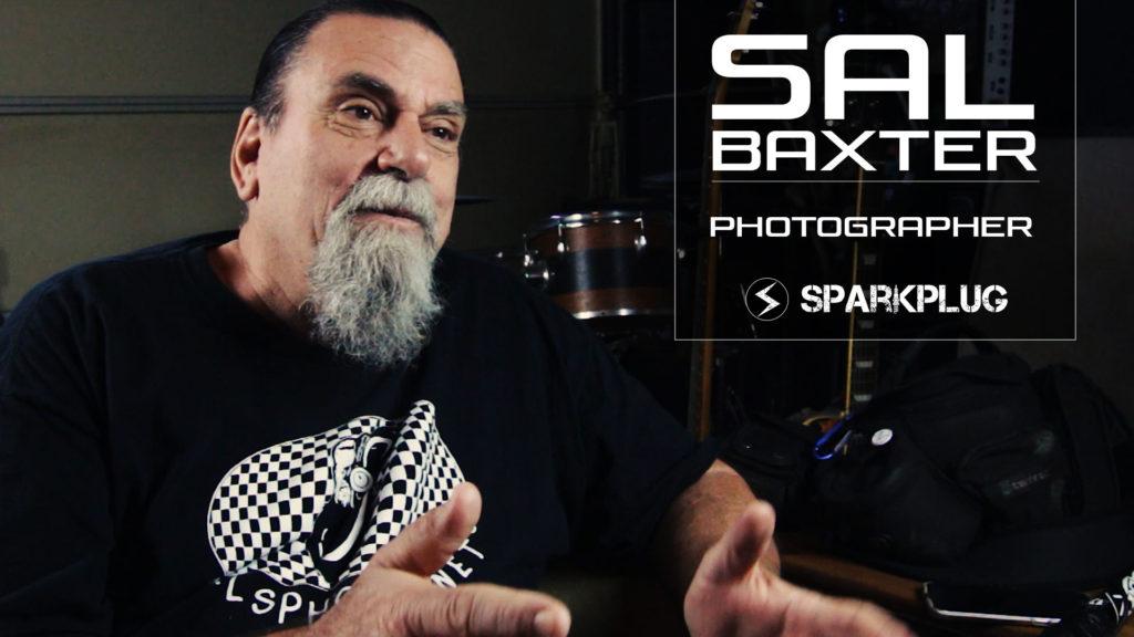 Sal Baxter Interview on Sparkplug Magazine