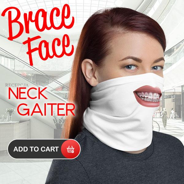Brace Face -Neck-Gaiter-Thumb-Master