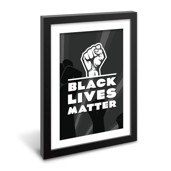 Support the movement of Black Lives Matter. LEts help change systematic racism and put a positive future in play for our children. Get yours today!