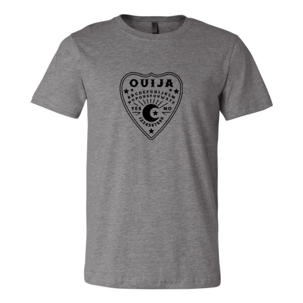 Ouija Board Heart Retro Game Shirt